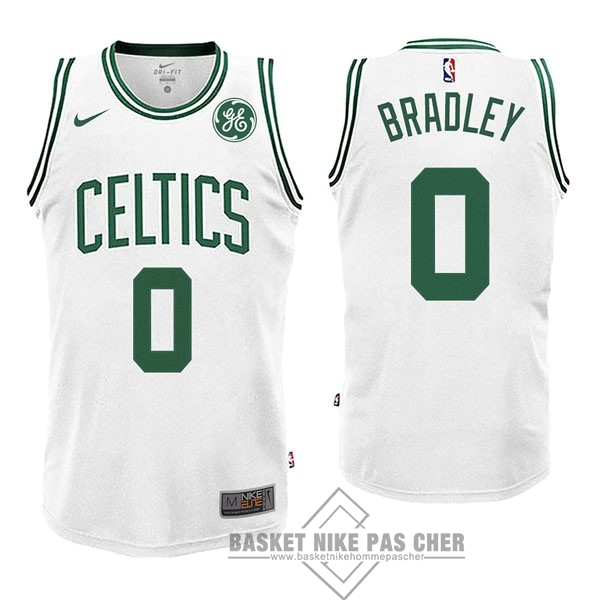 Maillot NBA Pas Cher - Maillot NBA Nike Boston Celtics NO.0 Avery Bradley Blanc