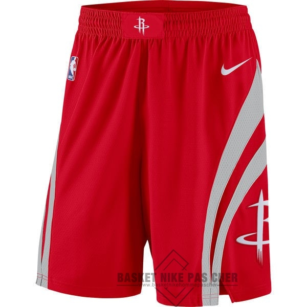 Maillot NBA Pas Cher - Short Basket Houston Rockets Nike Rouge