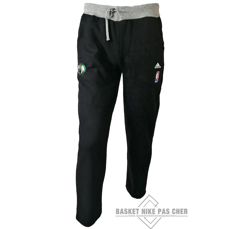 Maillot NBA Pas Cher - Survetement Short Basket Boston Celtics Noir