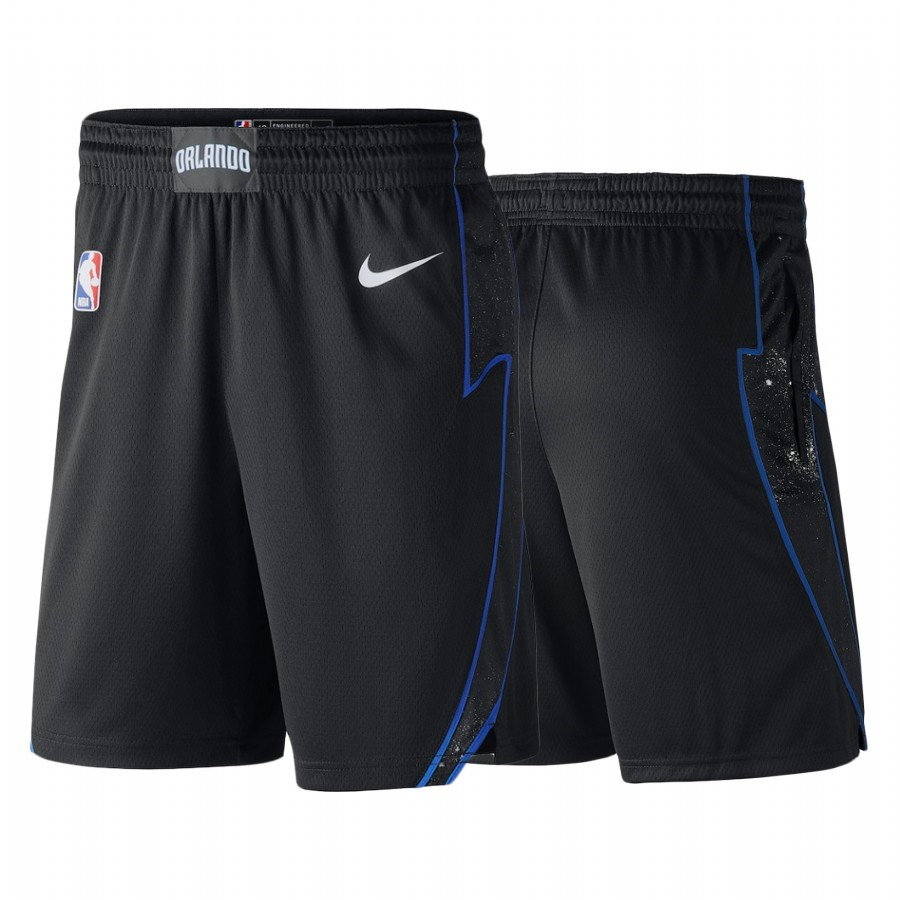 Short Basket Orlando Magic Nike Noir Noir