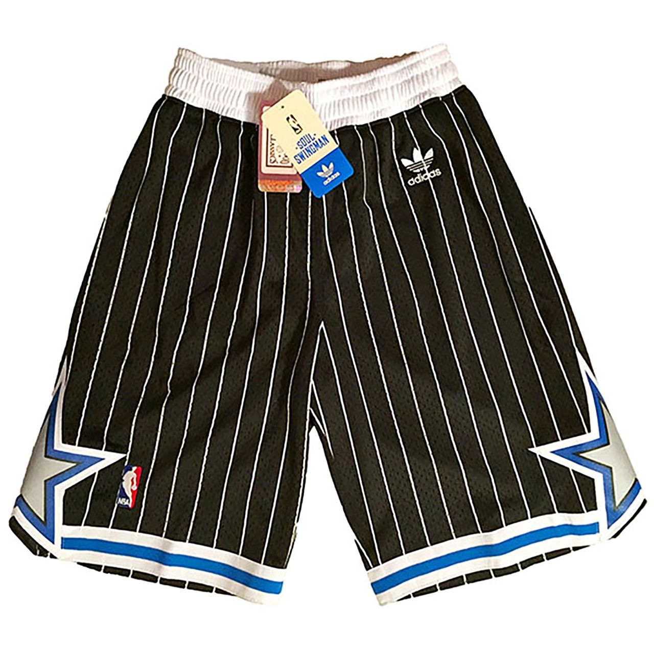 Short Basket Orlando Magic Nike Noir