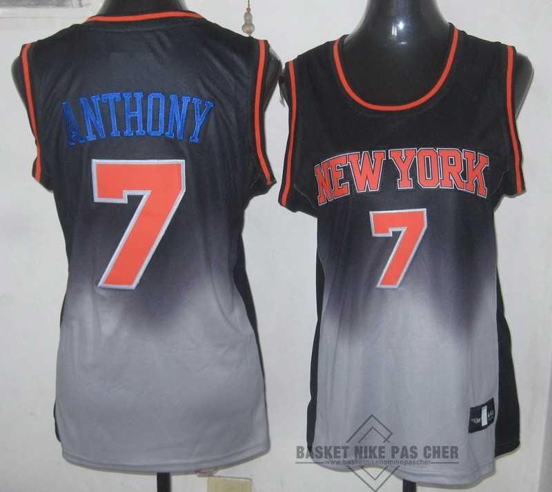 Maillot NBA Pas Cher - Maillot NBA Femme Retentisse Fashion NO.7 Carmelo Anthony