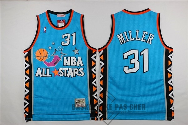 Maillot NBA Pas Cher - Maillot NBA 1996 All Star NO.31 Andre Miller Bleu