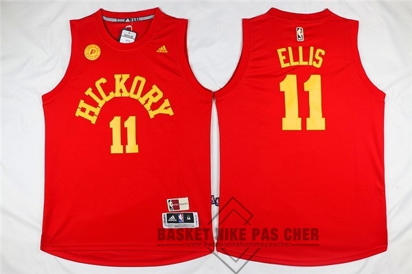 Maillot NBA Pas Cher - Maillot NBA Indiana Pacers NO.11 Monta Ellis Rouge