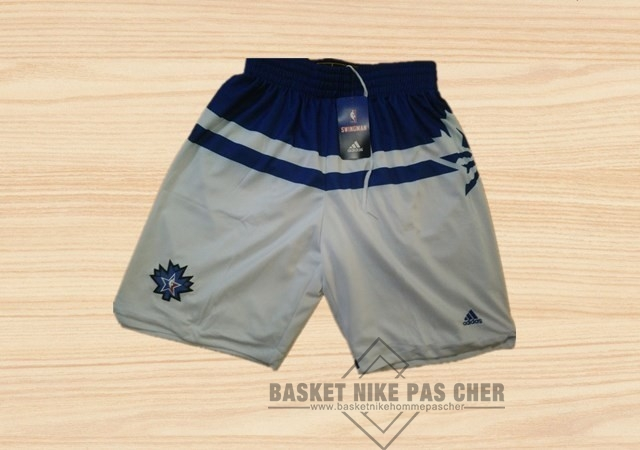 Maillot NBA Pas Cher - Short Basket 2016 All Star Blanc